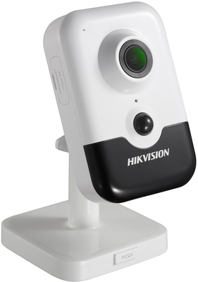 HIKVISION 4 MEGAPIXEL 2.8MM LENS INDOOR CUBE IP CAMERA
