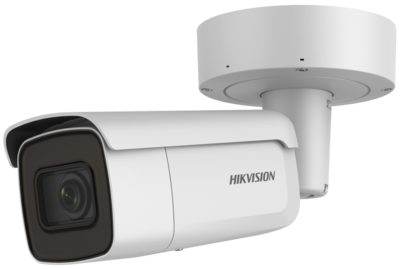 HIKVISION 4 MEGAPIXEL 2.8-12MM LENS OUTDOOR BULLET IP CAMERA