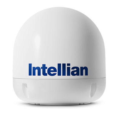 Intellian i6L TVRO antenna