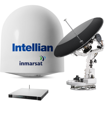 Intellian GX100