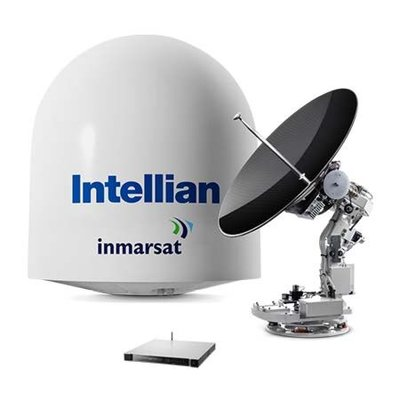 Intellian v100 16W ext.