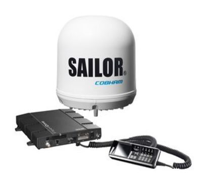 COBHAM SAILOR Fleet One w/o IP Handset