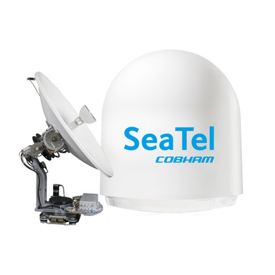 COBHAM SEA TEL 120TV Maritime Satellite TV System