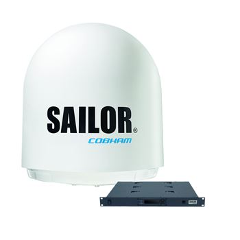 COBHAM SAILOR 900 VSAT High Power