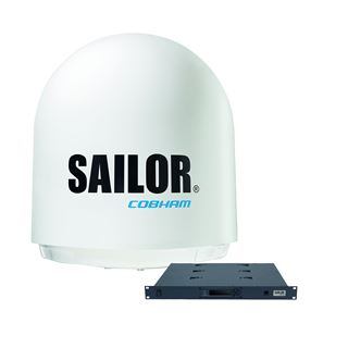COBHAM SAILOR 900 HP in ST100 radome