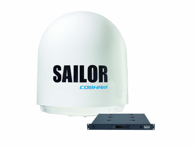 COBHAM SAILOR 900 HP in ST120 radome