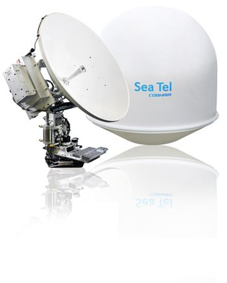 COBHAM SEA TEL 4009-12 MK3, SINGLE-1, 50 IN, XPOL ONLY